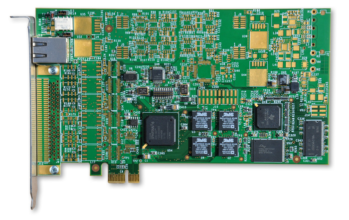 SOUND4 - Products - Web-Audio Streaming - STREAM x8 - PCIe Card